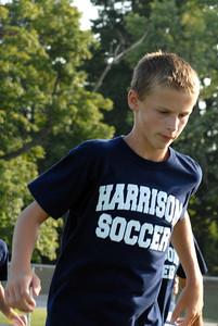 Austin Soccer Player