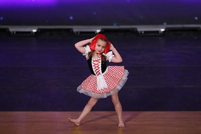 034 EDA Little Red Brooke Piccolino