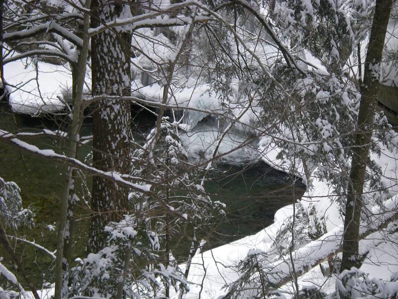Maclaughlin Falls on 407.