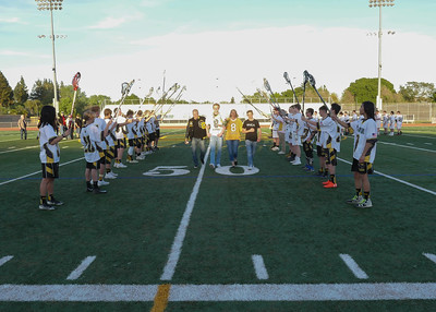 190423 GHS VARSITY MEN'S LACROSSE - SENIOR NIGHT