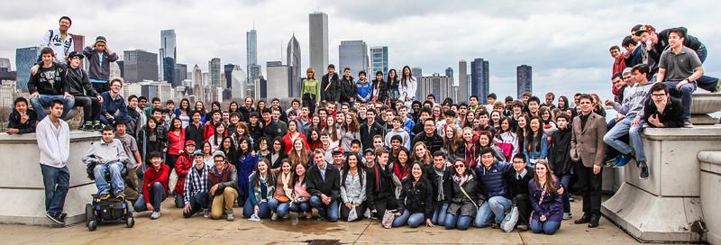 2013 Chicago Trip