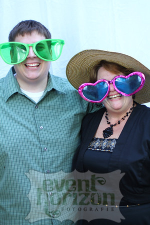 Andrea and Zach-Photo Booth