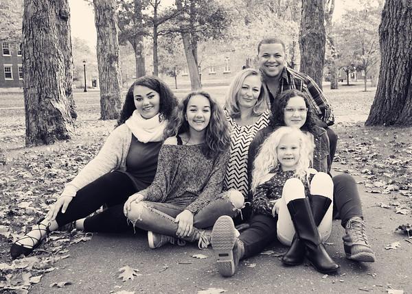 Keller family 2017