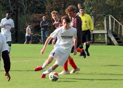 2019 Boys Soccer Landon 0 v Episcopal 1