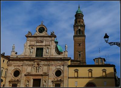 Parma: Abbazia di San Giovanni Evangelista