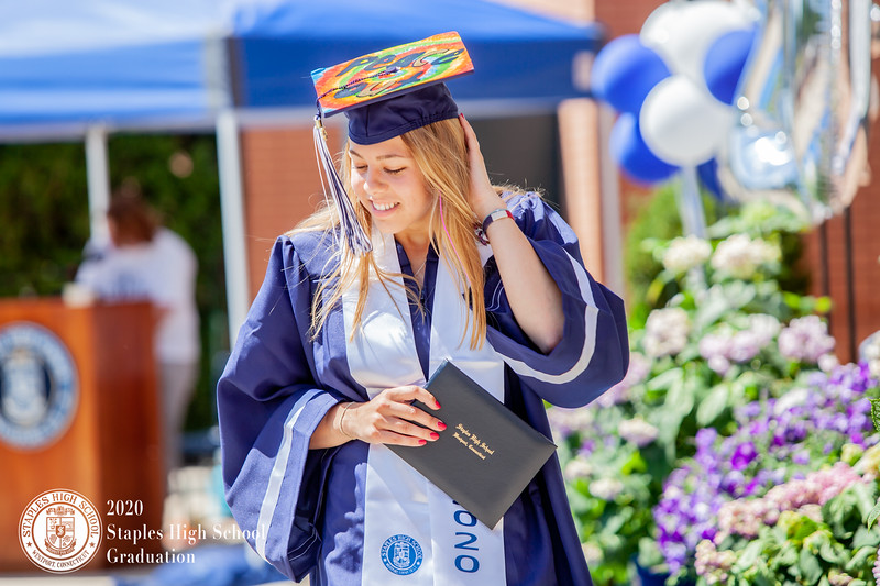 Dylan Goodman Photography - Staples High School Graduation 2020-679.jpg