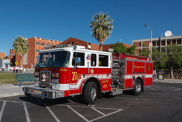 2015 Fire Engine