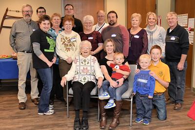 Betty Gill's 95th Birthday