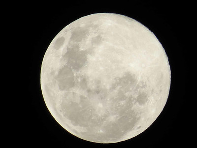 Full moon 12 July 2014
