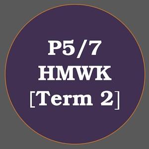 P5/7 HMWK T2
