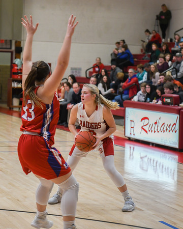 20190109 - Mill River @ Rutland - Girls Basketball