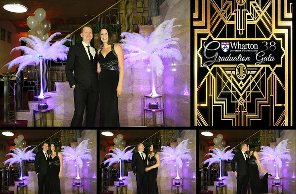 Wharton University of Penn Graduation Gala 5.2.14 Photo Strips
