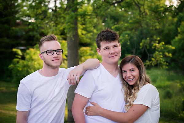 Beard Family Portraits