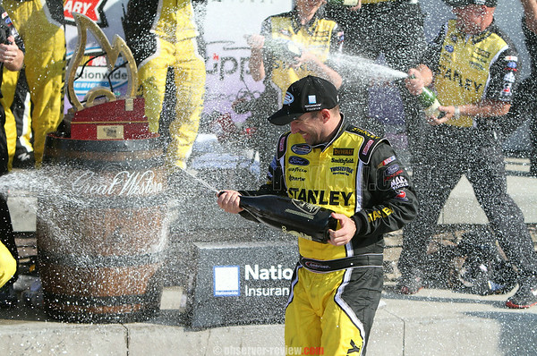 WGI NASCAR Saturday 2014
