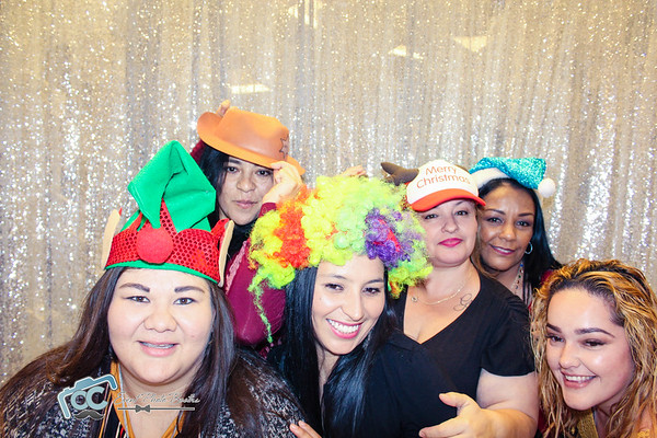Hampton Inn and Suites LAX/ El Segundo- Holiday Party 12/14/18