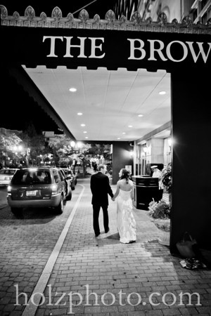Kadie and Jeff B/W Wedding Photos (Louisville, Ky)