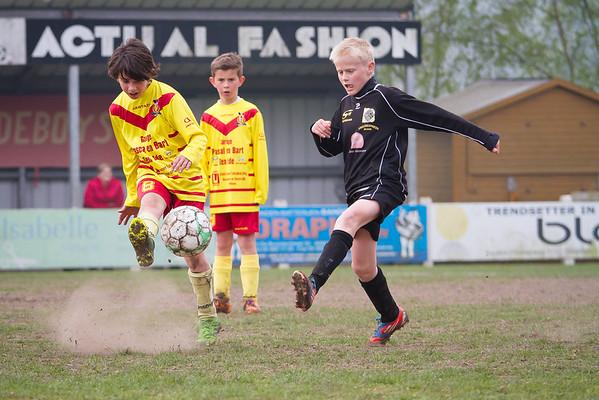 12/04/2014: KFC Edeboys - Eendracht Houtem