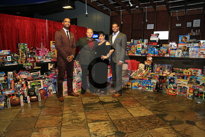 The Black Professionals Alliance Holiday Social & Toy Drive 2017