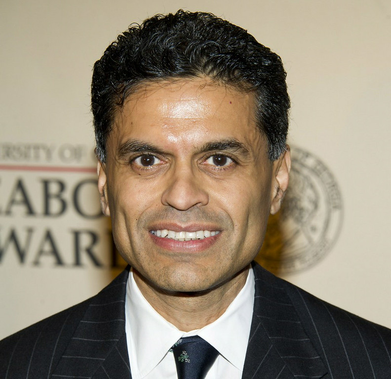 ". 8. FAREED ZAKARIA <p>These plagiarism charges bear uncanny resemblance to his last plagiarism charges. (unranked) </p><p><b><a href=""http://www.mediaite.com/online/fareed-zakaria-fights-back-against-new-plagiarism-accusations/\"" target=\""_blank\""> LINK </a></b> </p><p>    (AP Photo/Charles Sykes)</p>"