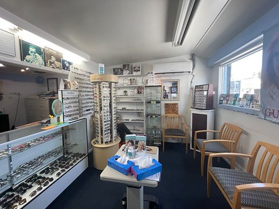 CAINS OPTOMETRY