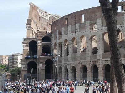 2018-04-24 - Rome Colosseum
