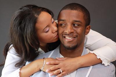 Quinton & Kay Garrison Engagement Pics