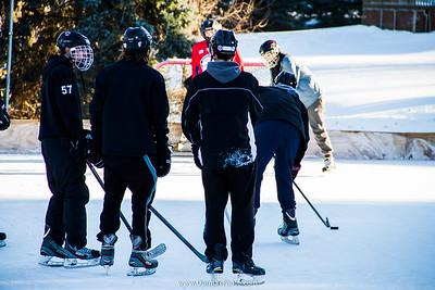 01/10/1015 Outdoor Fortwrangler Ice Arena