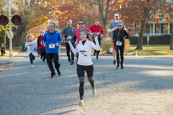 Turkey Trot and Drumstick Dash 2017