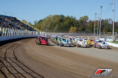 Chevy Performance 75 - Oswego Speedway - Dylan Friebel - 10/13/19