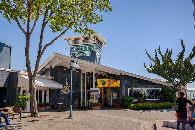 Oakland - Jack London Square
