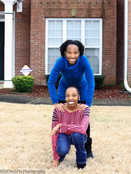 Aisha & Tahira