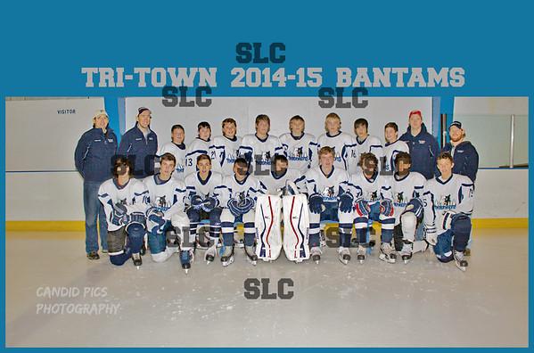 BANTAMS 2014-15