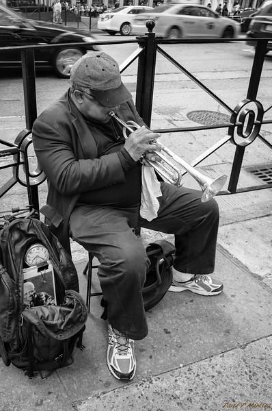 Street Playing