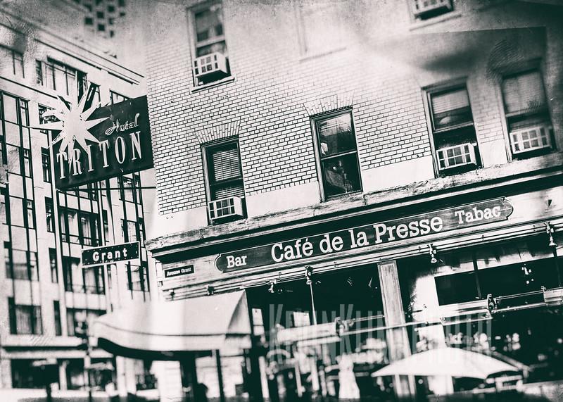 Hotel Triton - Cafe de la Presse