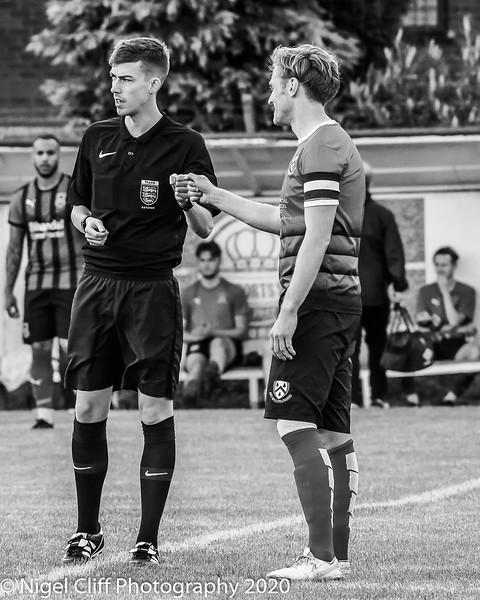 PSF AFC Wulfrunians 2 Stourbridge 2 (22.08.2020)