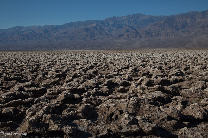 Devils Golf Course, Death Valley, CA