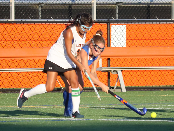 CHS versus E.C. Glass field hockey 2018