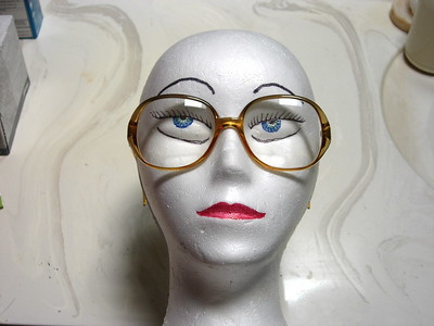 Christian Dior eyeglass frames