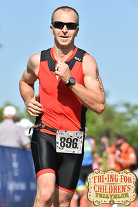 2018 Tri-ing for Children's Triathlon - Adults