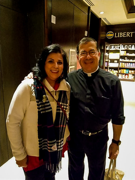 Fr. Frank Pavonne, Priests for Life & Margie Willingham