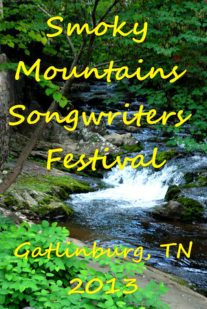 20130815 Smoky Mountains Songwriters Festival 2013