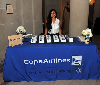 2015 - Copa Airlines SFO Event