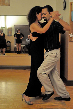 Tango Buenos Aires at Helaine Treitman's  Studio