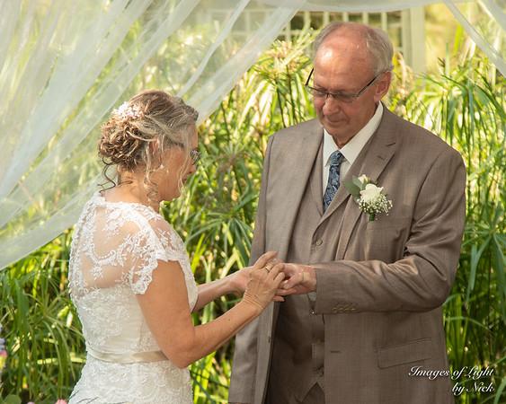 Marenda & Harry's Wedding Day