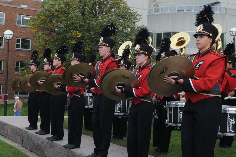UC Band_UC vs Miami_Nippert Stadium_Cincinnati, OH