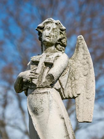 Calvary Cemetery Cleveland
