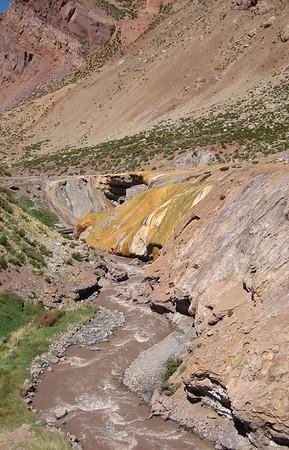 Puenta del Inca, Argentina