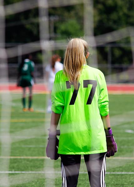 TJ Girls Soccer 2016 vs Seton La Salle