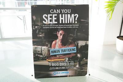 Human Trafficking  & Abuse in America - February 23, 2015