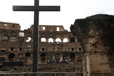 Colosseo & Palatino